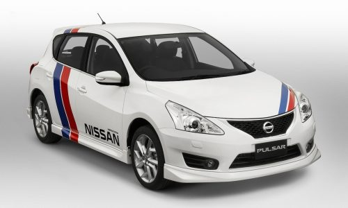 Nissan Pulsar SSS Heritage on sale, Bathurst Bluebird tribute