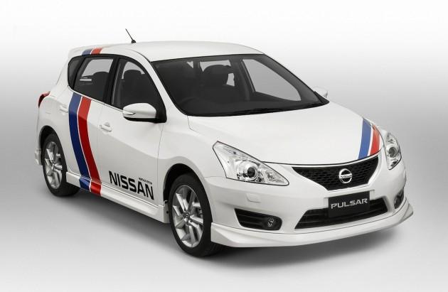 2015 Nissan Pulsar SSS Heritage Edition