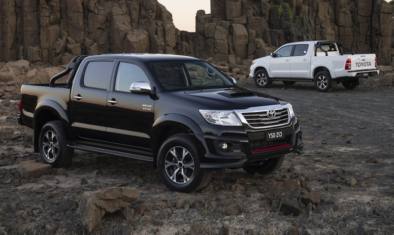 2015 Toyota HiLux Black on sale from $53,240 ...