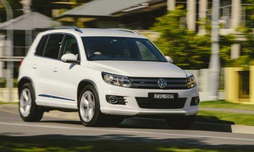 2015 Volkswagen Tiguan on sale in Australia from $28,990