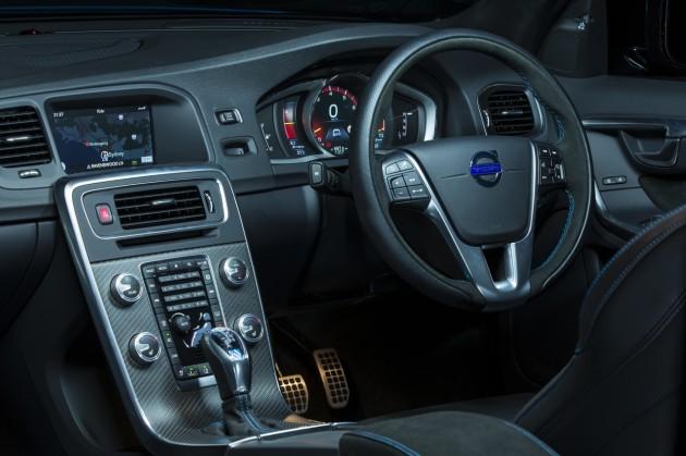 2015 Volvo S60 Polestar-interior