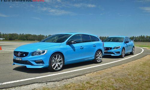 2015 Volvo S60 & V60 Polestar review – Australian launch