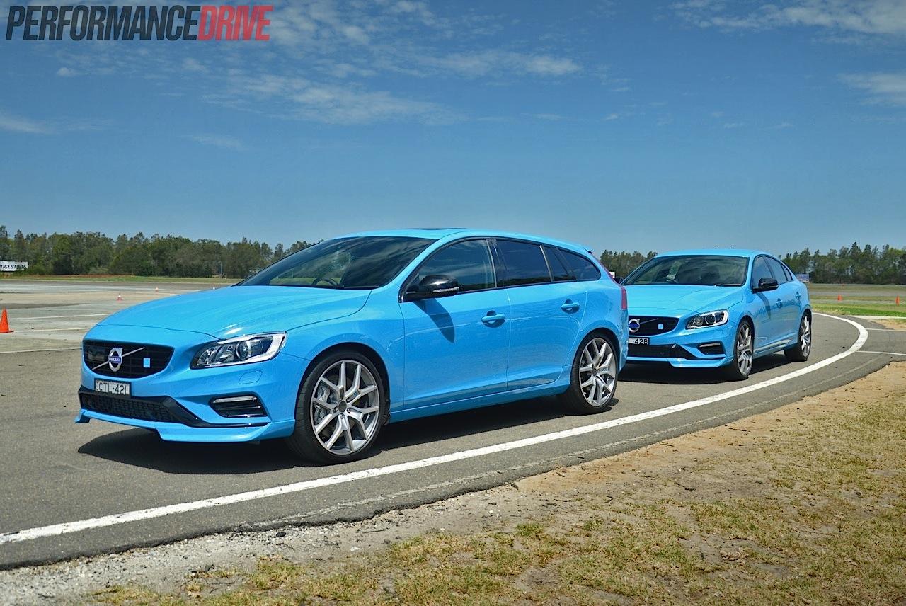 2015 Volvo S60 V60 Polestar Review Australian Launch
