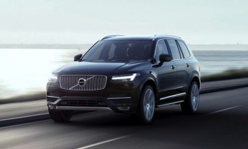 2015 Volvo XC90 on sale in Australia from $89,950, arrives Q2