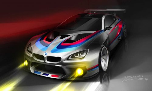 2016 BMW M6 GT3 racer previewed, will replace Z4 GT3