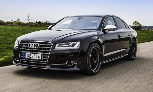 ABT develops 496kW package for new Audi S8