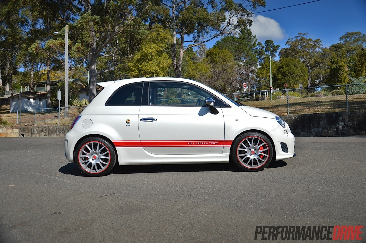 Abarth 595 50th Anniversary Edition Review Video