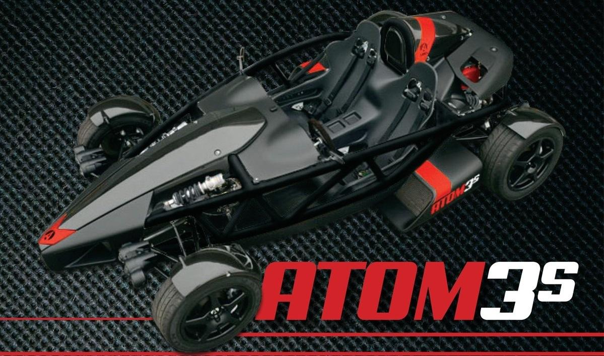 Ariel Atom 3s Revealed Capable Of 1 4 Mile In 10 7