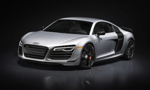 Audi R8 Competition revealed, most powerful Audi ever
