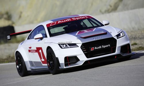 Audi Sport TT Cup one-make series announced for 2015 DTM