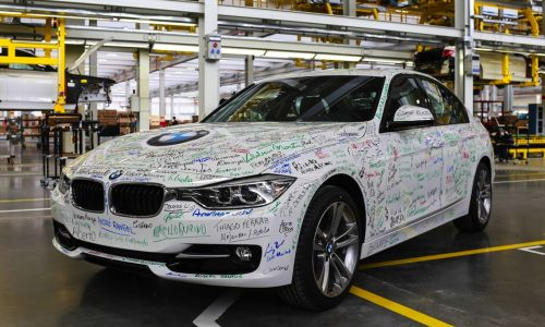 BMW adds South American plant, first car produced