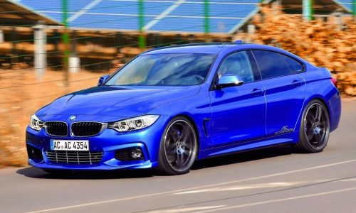 AC Schnitzer reveals upgrades for BMW 4 Series Gran Coupe