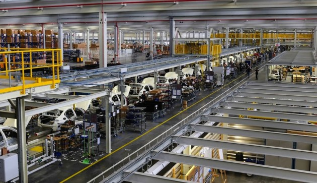 BMW Group automobile plant Araquari