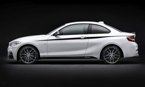 BMW M2 to debut at 2015 Detriot show in January – report