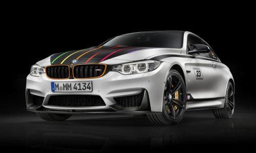 BMW M4 DTM Champion Edition revealed, celebrates DTM win