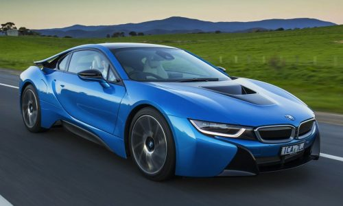 BMW i8 on sale in Australia from $299,000