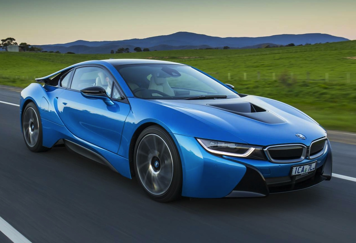 Bmw I8 On Sale In Australia From 299 000 Performancedrive