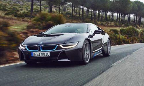 BMW 'i8S' to celebrate company's 100th anniversary – report