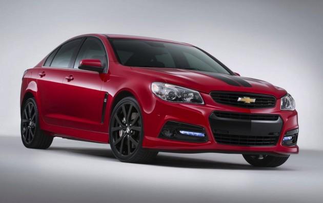 Chevrolet SS Sport concept SEMA