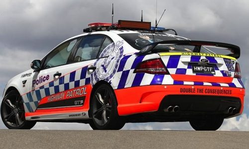600kW FPV GT F police car joins NSW Force