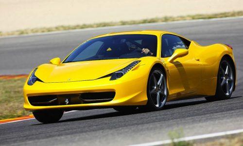Ferrari '458 T' to debut at Geneva, sub-4L twin-turbo V8 – report