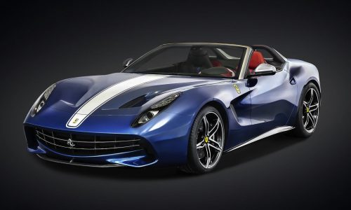 Ferrari F60America revealed, celebrates US market 60th anniversary