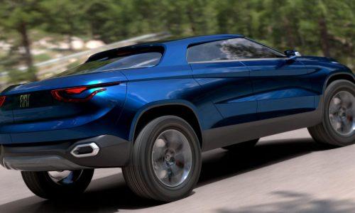 Fiat FCC4 concept SUV revealed at Sao Paulo Motor Show