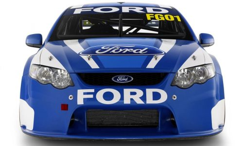 Ford out of V8 Supercars end of 2015, new Bathurst lap record