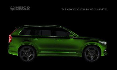 Heico Sportiv already plans upgrades for 2015 Volvo XC90
