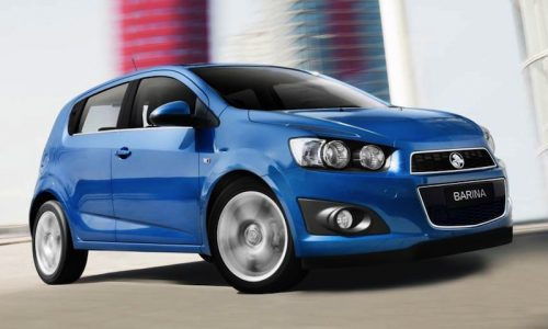 Fully electric Holden Barina on the way in 2017?