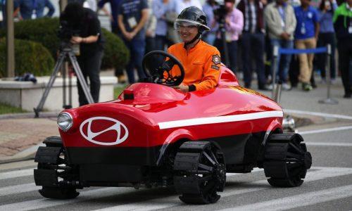 Hyundai's IDEA Festival brings out the crazy concepts