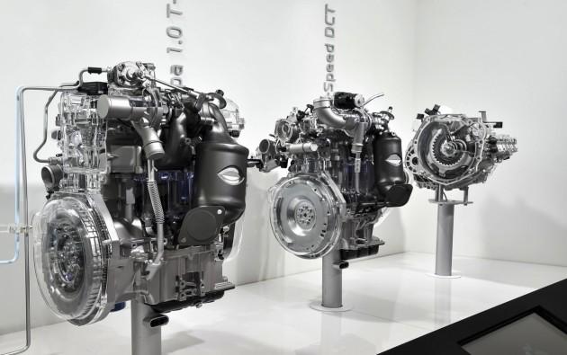 Hyundai Kappa engines and 7spd DCT