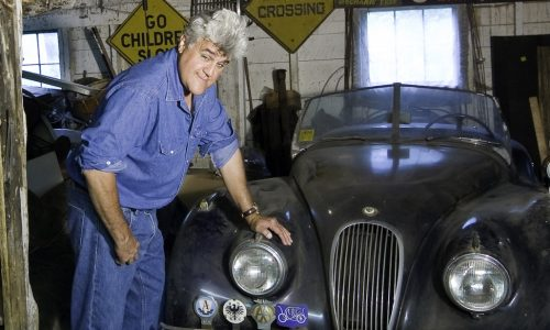 'Jay Leno's Garage' TV show coming in 2015