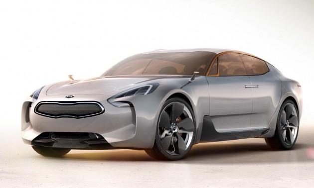 Kia GT concept 2011-1