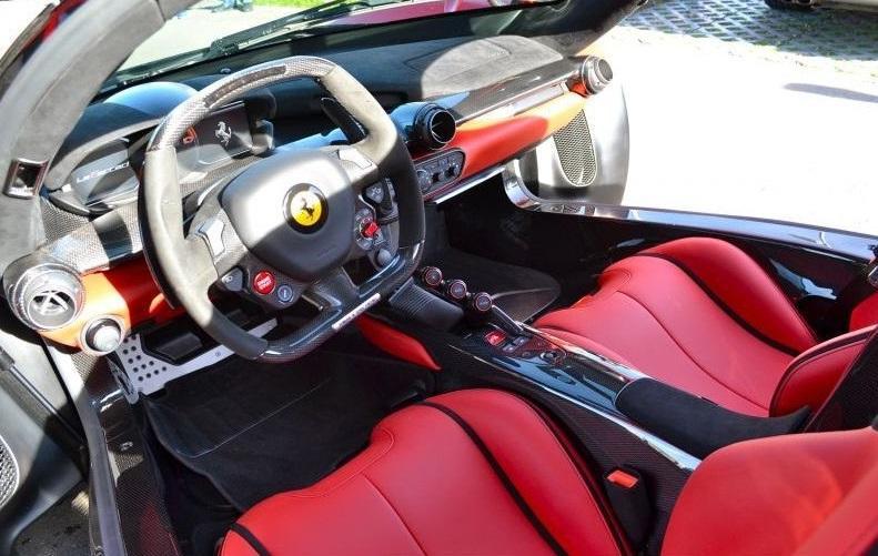 Porsche 918 Spyder For Sale >> For Sale: Unused LaFerrari, dealer wants 3 times retail ...