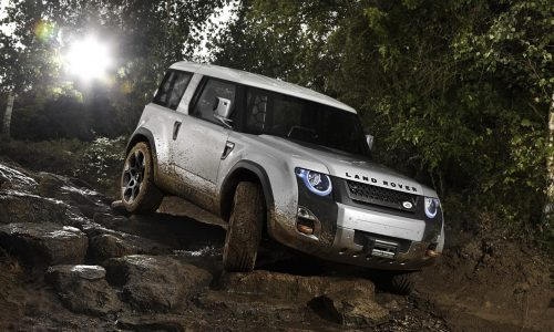 2016 Land Rover Defender to be most capable ever