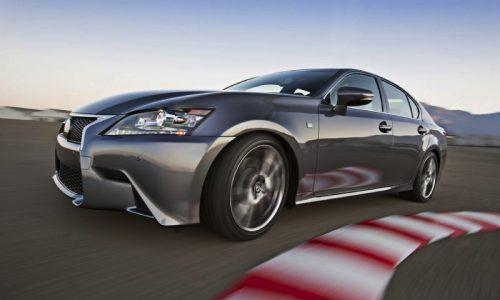 Lexus GS F & RC F convertible confirmed – report