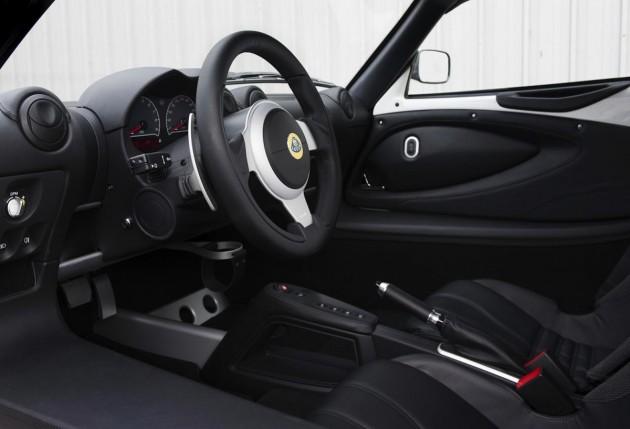 Lotus Exige S six speed automatic