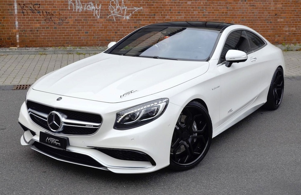 Mercedes S Amg Package