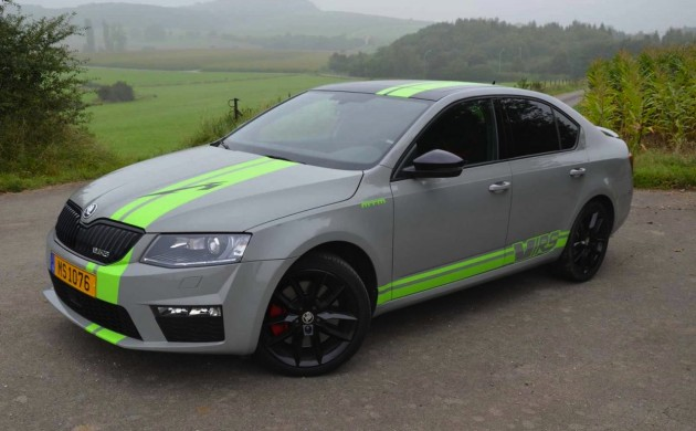 MTM Skoda Octavia RS-grey