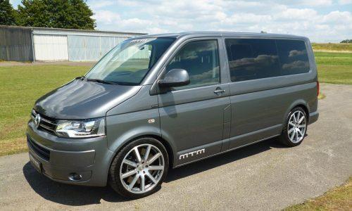 MTM T400 tuning kit for VW Multivan Comfortline T5