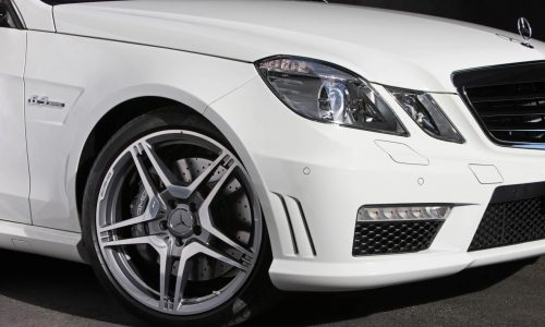Editorial: Driving someone else's Mercedes E 63 AMG