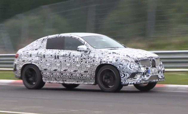 Mercedes-Benz ML Coupe prototype