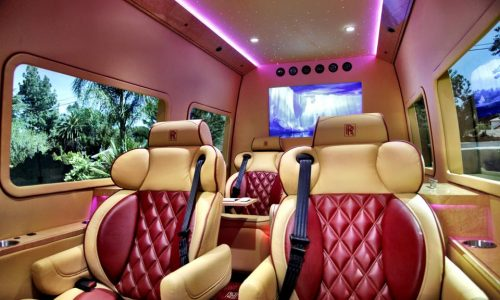 For Sale: Tyrese Gibson's 'Rolls-Royce Ghost Sprinter'