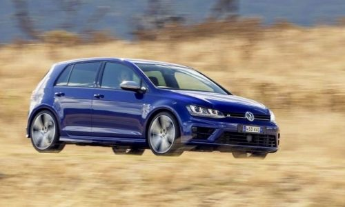 Volkswagen Golf R wagon coming soon, to debut at Essen show