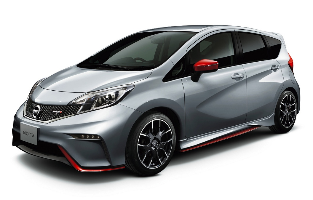 Nissan Note Nismo S On Sale Japan Only Performancedrive