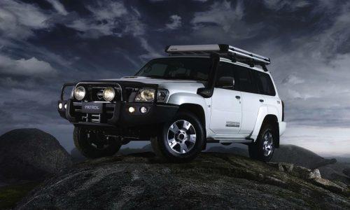 Nissan Patrol Titanium edition on sale from $57,990