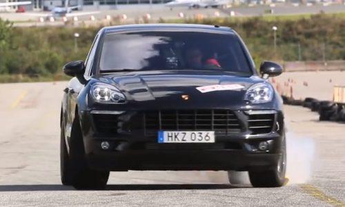 Porsche Macan S fails Moose test, Porsche replys
