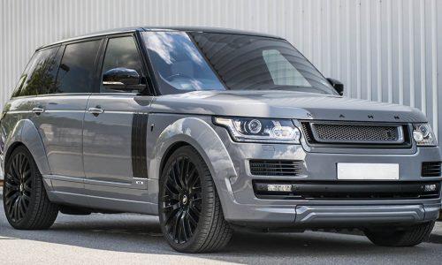 Kahn Design announces Range Rover RS600 kit