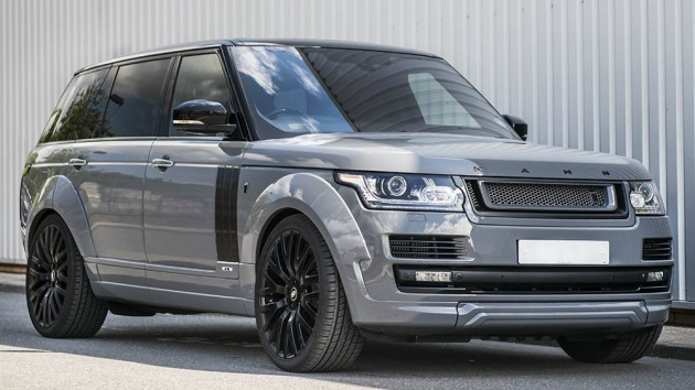 Range Rover A Kahn Design front